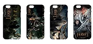 Mtong Der Hobbit/3/4, Hartschale, Schutzhülle für Apple iphone 6 plus (-i6HB4004 5.5')
