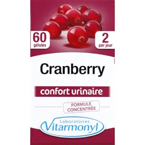 vitarmonyl Confort urinaire, complément alimentaire cranberry ( Prix Unitaire ) - Envoi Rapide Et Soignée