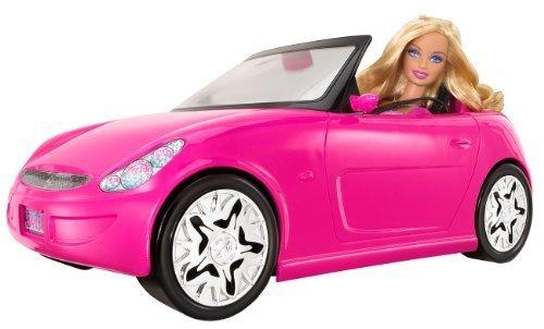 Barbie Doll & Vehicle by Mattel (English Manual) 0787799811177