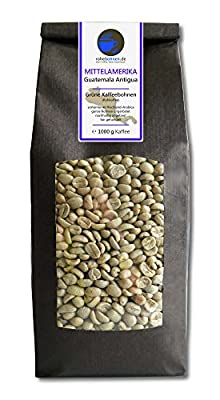 Green coffee beans Guatemala Antigua (highland raw coffee beans) from Rohebohnen