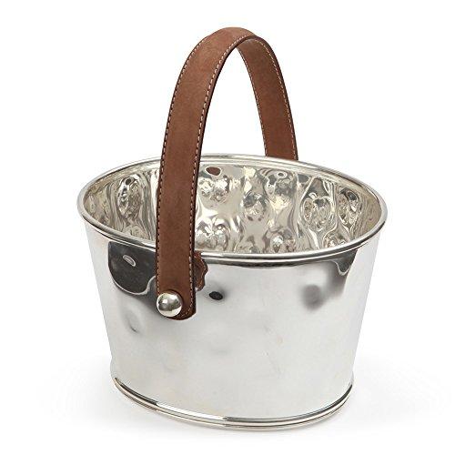 leather-handled-ice-bucket