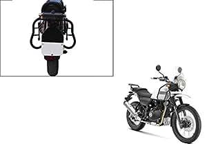 Speedwav Rear 2 Rods Leg Crash Bike Safety Guard-Royal Enfield Himalayan