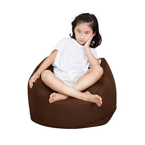 Rglrsf zhdc® beanbag, baby creative bean bag soggiorno camera da letto mini piccolo divano baby kindergarten sgabello sedile sedia del computer (colore : #1)