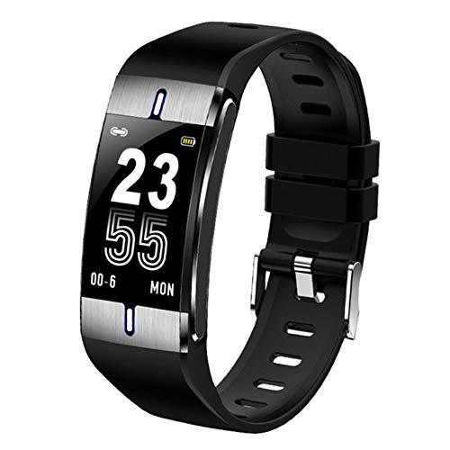 Körperfett Armband | Intelligente Sportuhr, Herzfrequenz, Blutdruck, Schlafüberwachung, Multisportmodus