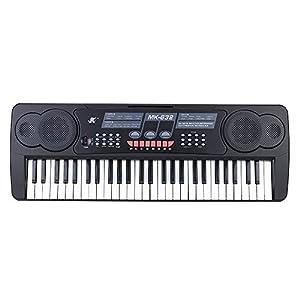 ammoon Digital Keyboard LCD Display Electric Piano Organ