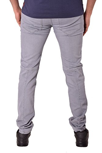 Temple Of Vendora - Jeans - Homme gris clair