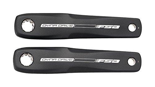 FSA Unisex Dyna Drive Bosch ck-310E-Bike Kurbelgarnitur, schwarz, 175mm -