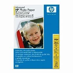 Hp Q5456A Advanced Photo. Pap Gloss 25A421X 29,7Cm (A4) Fotopapier