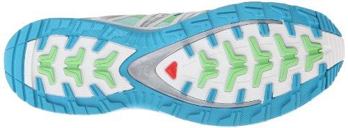 Salomon XA PRO 3D Damen Traillaufschuhe weiß/hellgrün
