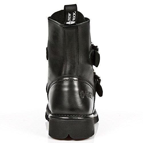 M.NEWMILI090-S1 ITALI BLACK, PLANING BLACK SIN Black