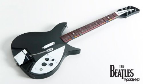 The Beatles: Rock Band Rickenbacker 325 Standalone Guitar