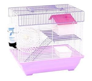 Aries Dwarf Hamster Cage Small 34.5x32x26cm from liberta