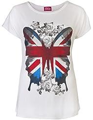 Love Lola - Camiseta - Floral - para mujer