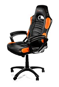 Arozzi Gaming Stuhl ENZO schwarz/orange