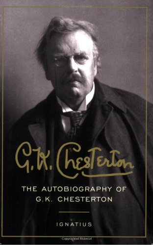 The Autobiography of G. K. Chesterton