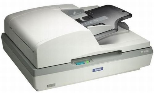 Compare Prices for Epson GT-2500 Scanner Review