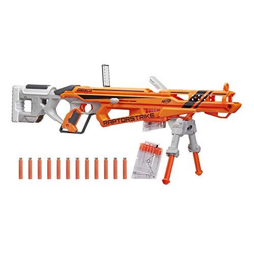 Hasbro Nerf C1895EU4 Nerf N-Strike Elite AccuStrike Raptorstrike, Spielzeugblaster
