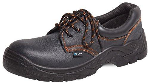 V-Pro 3ZAP250N - Scarpa di sicurezza (Taglie 47) colore nero Nero