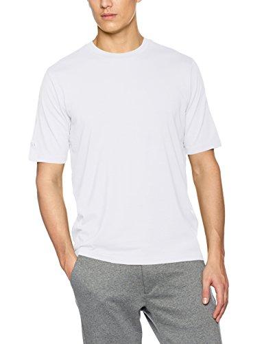 JAKO Herren T-Shirt Classic, weiß, XXL -