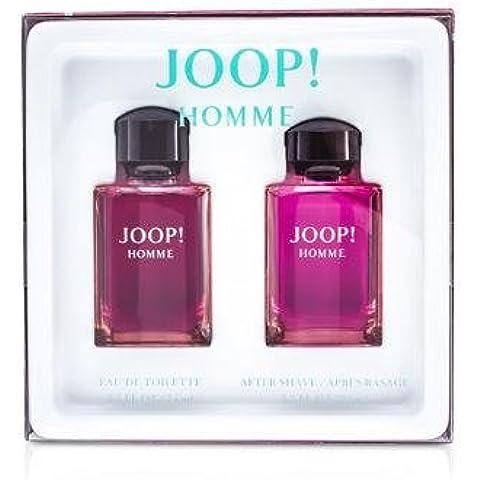 Joop Homme Coffret: Eau De Toilette Spray 75ml/ 2.5oz + After Shave Splash 75ml 2pcs