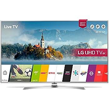 LG 43UJ701V 109 cm ( (43 Zoll Display),LCD-Fernseher )