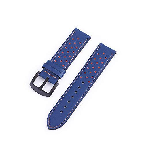 Band10 20mm Uhrenarmband Klassische Kalbsleder 22mm Mit Henziy-Uhrband-Straps8810 Leder Schalter Ohr Uhrband Uhrenarmbänder freies shippingg armbänder für Uhren