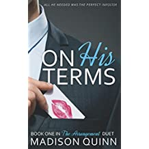 On His Terms (The Arrangement Duet Book 1) (English Edition)