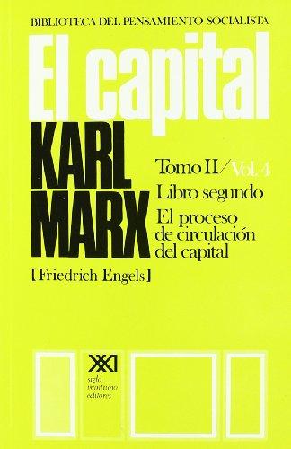 El capital. Tomo II/Vol. 4: Crítica de la economía política (Biblioteca del pensamiento socialista)