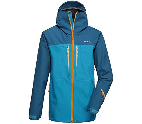 PYUA - Source-Y3-Layer Jacket Herren Skijacke Blau S (48)