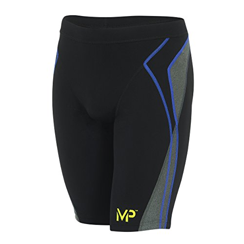 MPTM (Michael Phelps) Herren leyo Jammer L Black/Royal Blue