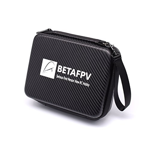 BETAFPV Backpack Carrying Case Blade Inductrix Storage Box with Foam Liner for Tiny Whoop Eachine E010 etc High-impact-holster