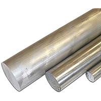 B&T Metall Aluminium Rund Ø 35 mm gepresst AlMgSi1 F28 (6082) Länge ca. 50 cm (500 mm +/- 5 mm)