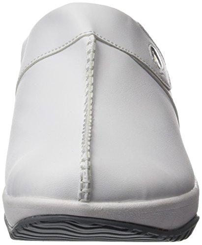 Suecos Ladies Vera Scarpe Da Lavoro Bianco (bianco)