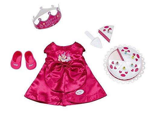 Baby Born 820681 Accesorio para Muñecas - Accesorios para Muñecas (Doll Clothes Set, Multi)