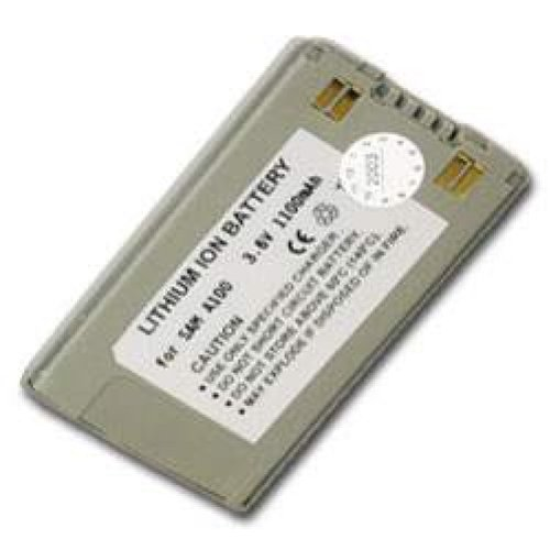 AccuCell Akku passend für Samsung SGH A100, A110, 1100mAh