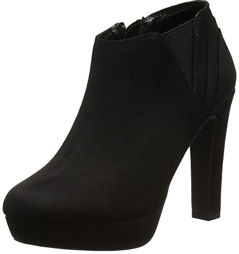 New Look Damen Shed Pumps Schwarz (Schwarz)