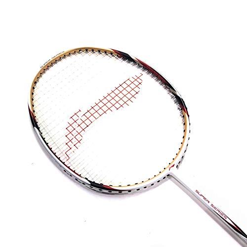 4. Li-Ning SS-21 G4 Carbon-Graphite Badminton Racquet