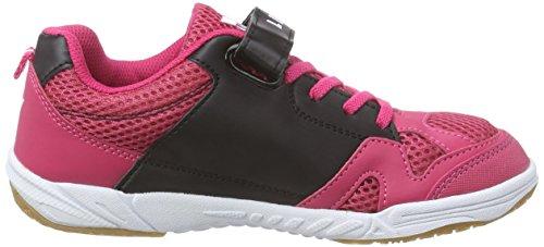 Lico  Sport VS, Chaussures Multisport Indoor fille Rose - Pink (pink/schwarz/weiss)