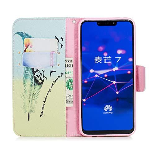 DYSu Custodie per Huawei Mate 20 Lite (6.30)
