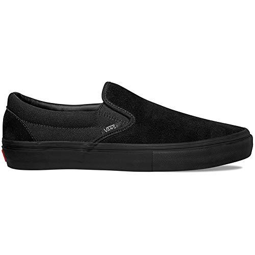 Vans Slip On Pro Skate blackout Schuhe Größe US 12