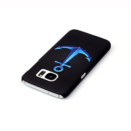 Samsung Galaxy S6 Cover ,Samsung Galaxy S6 Caso,Bonice Antiurto Shock-Absorption Ultra Sottile PC Hard Back Durable Panda Case + 1x Protezione Dello Schermo Screen Protector Cover , iPhone 5C Caso,Bon model 01