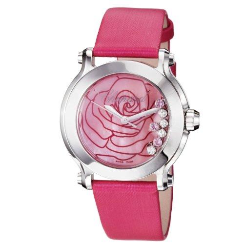 chopard-happy-sport-femme-36mm-bracelet-tissu-rose-boitier-acier-inoxydable-quartz-montre-278475-302