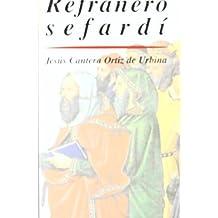 Diccionario Akal del Refranero Sefardí (Diccionarios)