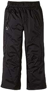 SALEWA chedul rTC k pantalon imperméable Noir black out 104 (XXS)