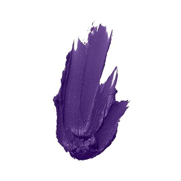 Maybelline Color Sensational Loaded Bolds – 891 Sapphire Siren – Lipstick barra de labios Violeta Crema – Barras de…