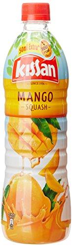 Kissan Mango Squash Bottle, 750 Ml
