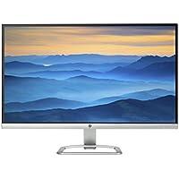 """HP 27es Monitor Full HD da 27"""", IPS, Retroilluminazione a LED, Risoluzione 1920x1080, Argento, Retro Nero"""