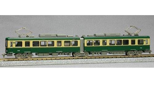 Enoshima Electric Railway (Enoden) Type 1500 [Type 500 Painted] (Motor Cars) (Model Train)
