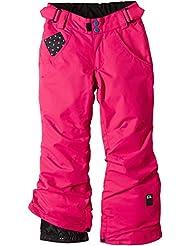 Ride Snowboardhose Dart Pants - Pantalones de esquí para niña, color rojo, talla M