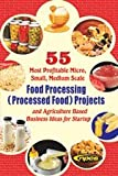 Food processing is a way or technique that is used to convert raw foods into well-cooked and well preserved eatables for both humans and animals. Food processing uses raw, clean, harvested crops or slaughtered and butchered animals and turns these in...